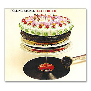 Rolling Stones Let it Bleed CD 2009 Re-Issue
