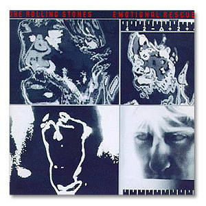 Rolling Stones Emotional Rescue 2009 Re-Issue CD