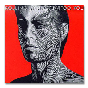 Rolling stones Tattoo You 2009 Re-Issue CD