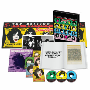 Rolling Stones - Some Girls Super Deluxe Edition