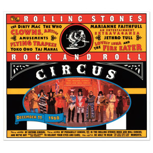 Rolling Stones - Rock and Roll Circus CD