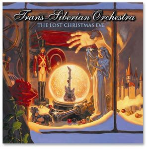 Trans-Siberian Orchestra's The Lost Christmas Eve CD
