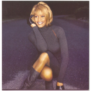 Whitney Houston - My Love Is Your Love CD