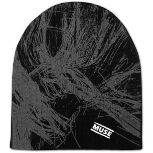 Muse Discharge Printed Beanie