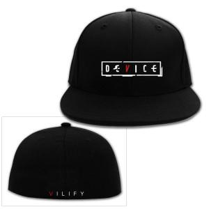Device Vilify Baseball Hat