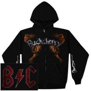 Buckcherry Lit Up Logo Hoodie