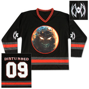 Disturbed Indestructible Hockey Jersey