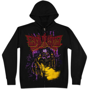 Escape the Fate Zombie Crawl Zip Hoodie