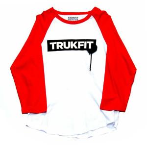 Trukfit ¾ Sleeve Drip Raglan Shirt