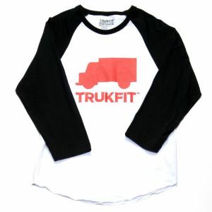 Trukfit ¾ Sleeve Truk Logo Raglan Shirt