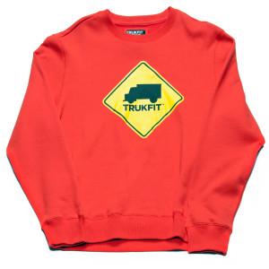 Trukfit Truk Stop Crew Sweatshirt