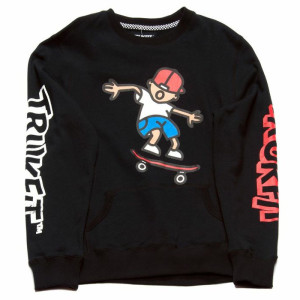 Trukfit Ollie Tommy Crewneck