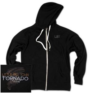 LBT Tornado Tour Hoodie
