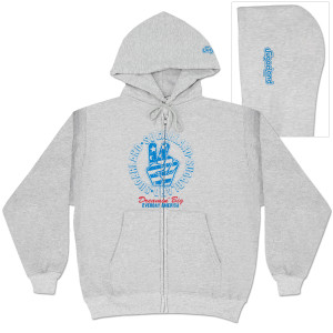 Sugarland Dreamin' Big Peace Full-Zip Hoodie