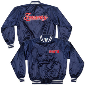 New Kids on the Block Fenway Baseball Jacket