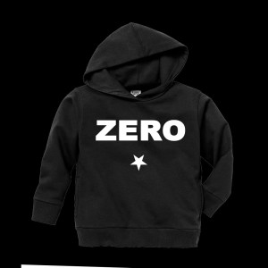 Zero Toddler Pullover Hoodie