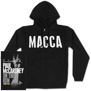 Paul McCartney OTR 2012 Zip Hoddie