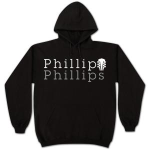 Phillip Phillips Stacked Hoodie