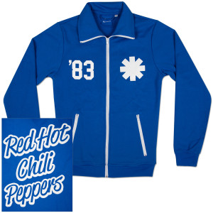 Red Hot Chili Peppers Logo Track Jacket