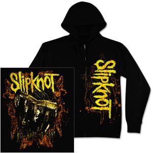 Slipknot Stone Full-Zip Hoodie