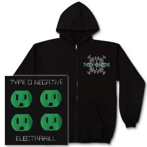 Type O Negative Electrakill Hoodie