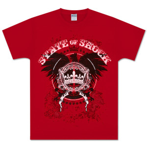 Red Eagle Crest T-Shirt