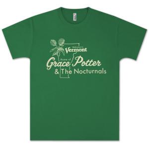 Grace Potter & The Nocturnals Vermont T-Shirt