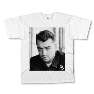 WEB EXCLUSIVE Sam Smith Photo T-Shirt