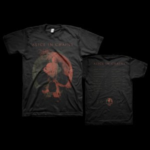 Alice In Chains Faetal Tour T-Shirt