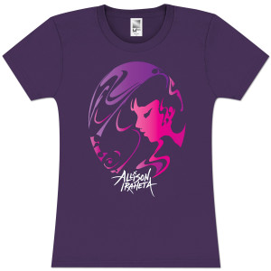 "Allison Iraheta ""Cameo"" Girls T-Shirt"