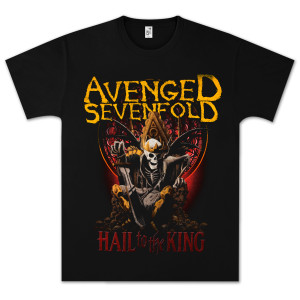 To hail the sevenfold king music avenged download video
