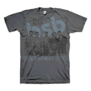 Backstreet Boys Five Boys T-Shirt