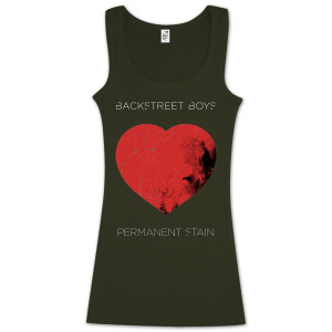 Backstreet Boys Stain Jersey Tank