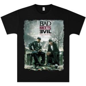 Bad Meets Evil Burnt T-Shirt