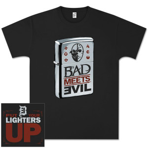 Bad Meets Evil Lighters Up T-Shirt