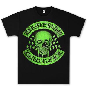 Dimebag Darrell Skull T-Shirt
