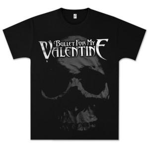 Bullet For My Valentine Jumbo Skull - T-Shirt