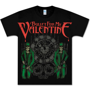 Bullet for My Valentine T-shirt- Countdown