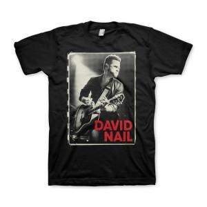 David Nail Halftone Photo T-Shirt