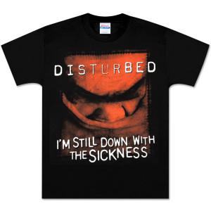 Disturbed I'm Still Down With The Sickness T-Shirt