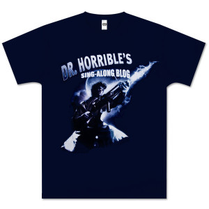 Dr. Horrible™ Rays T-Shirt