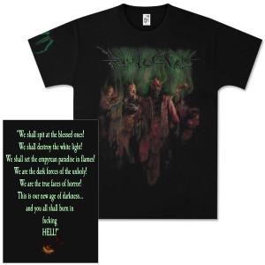 Dawn Of Ashes Evil Eye T-Shirt