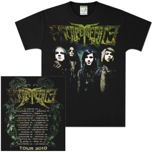 Escape the Fate Photo Tour T-Shirt