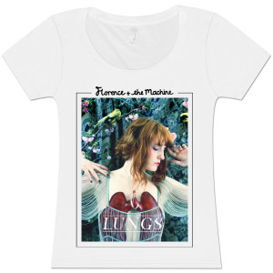 Florence and The Machine Lungs Scoop Babydoll
