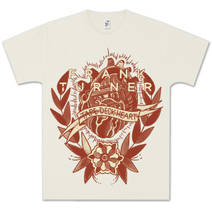 Frank Turner Tape Deck Heart T-Shirt