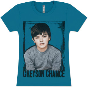 Greyson Chance Rendered Babydoll