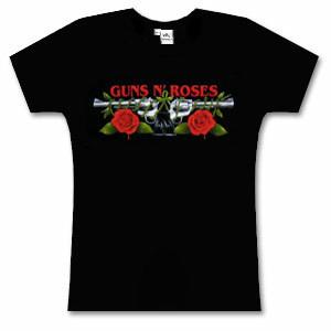 Guns N' Roses Pistols Babydoll
