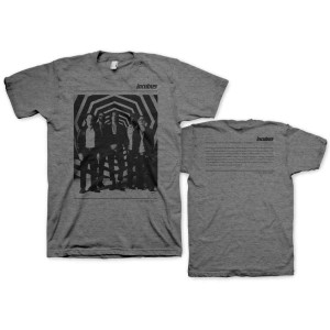 Incubus Portait Zone 2011 Tour T-Shirt
