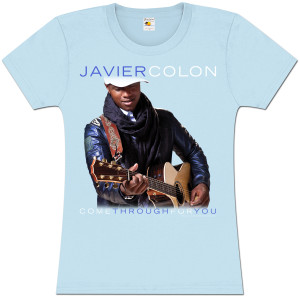 Javier Colon Guitar Babydoll