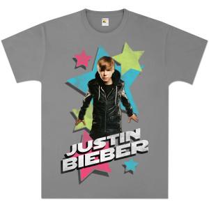 Justin Bieber Stars T-Shirt